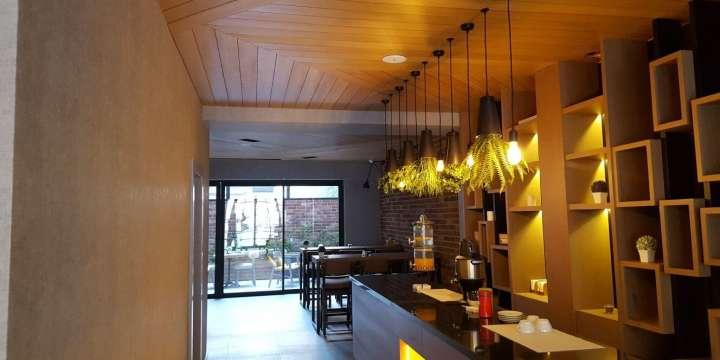 Bodrum Sun Suit Hotel Cafe Projesi