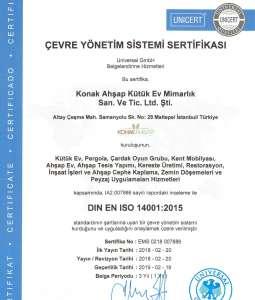 Çevre Yönetim Sistemleri Sertifikası